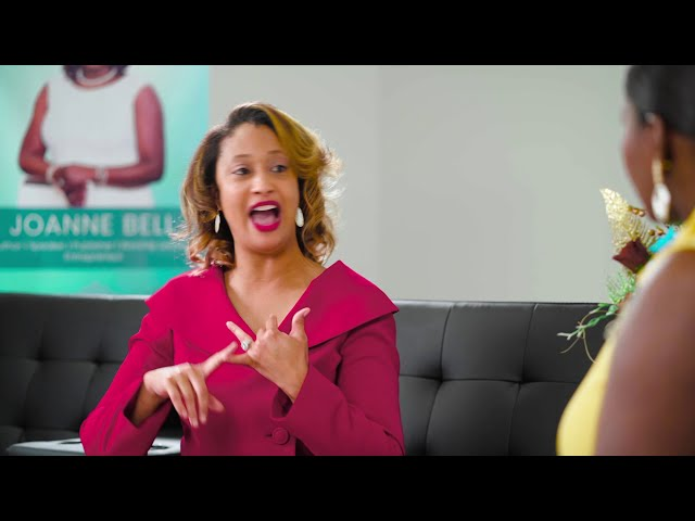 Woman To Woman With Joanne Episode 27 Featuring Kimberly Campbell