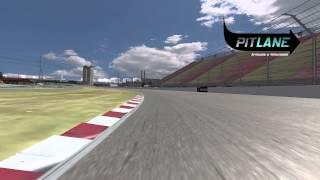 Nazareth Speedway para rfactor. Download da pista em http://pitlane...