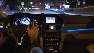 2015 Mercedes-Benz E Class Test Drive