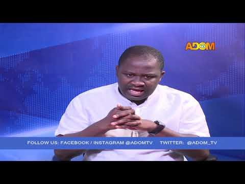 Agoro Ne Fom on Adom TV (12-9-20)