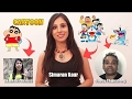 Real Voice behind famous Cartoon Characters in Hindi