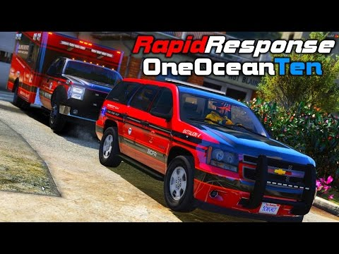 Rapid Response #30 - Paleto Bay Fire Department!