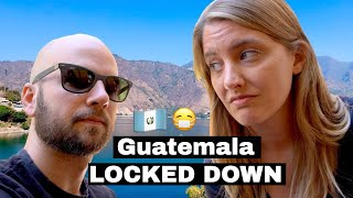 Covid 19 Lockdown in Lake Atitlan Guatemala | Central America Travel Vlog