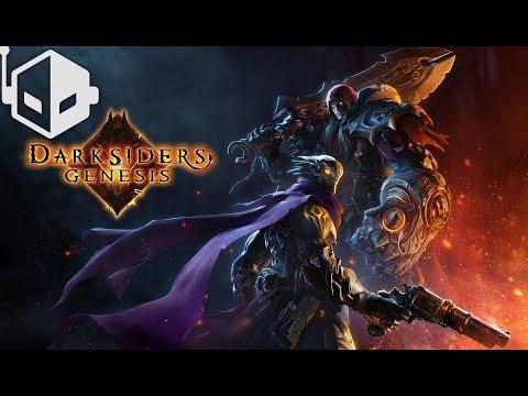 Darksiders Genesis Gameplay [PC]