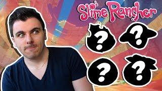 DECOUVERTE DES 4 NOUVEAUX SLIMES ! - Slime Rancher #19