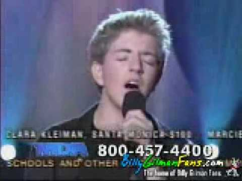 Billy Gilman 2004 MDA Telethon Everything and More