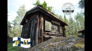 NANOQ: das interessanteste Reiseziel Finnlands?! - Womo Finnland Rundreise #11