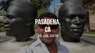 Day trip to Pasadena California USA