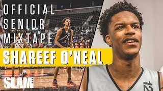 Shareef O'Neal Official Senior Mixtape! Shaq's Son is a Legend!
