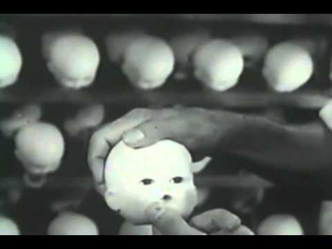 Vintage Doll Commercials compilation 1950s-70s, all public domain.