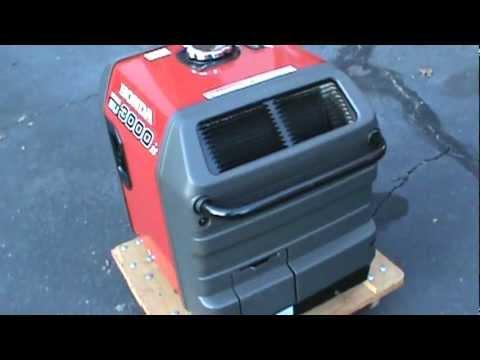 Generatrice honda 3000 inverter a vendre