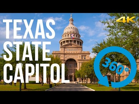 The Texas State Capitol in 360˚