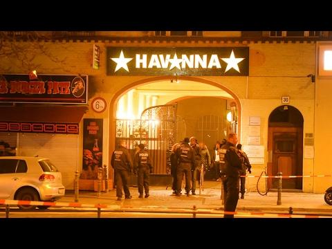 Berlin-Schöneberg: Türsteher vor Havanna-Club niedergeschossen