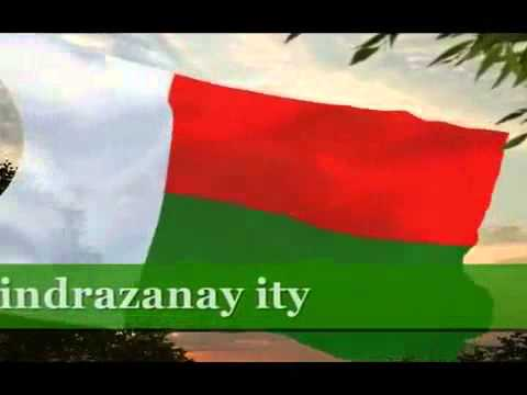 L'hymne national de Madagascar Karaoke Anthem of Madagascar 360p