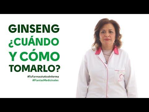 Ginseng, Cuándo Y Cómo Debemos Tomarlo - #TuFarmacéuticoInforma