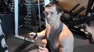 Румынская (мертвая) тяга - крутейшее упражнение для бицепсов бедра!
