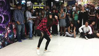Video Sixteen -Samuel (Dance Cover by Karen Ricoy) download MP3, 3GP, MP4, WEBM, AVI, FLV Maret 2018