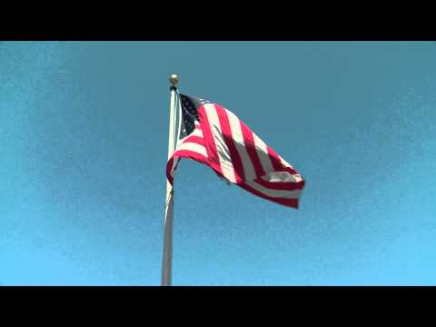The United States Flag For 2 Hours