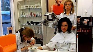 видео Кристальный блеск для светлых и окрашенных волос (глицерин, сок лимона)