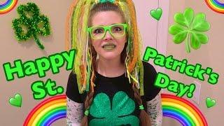 happy st patricks day to ya ☘️ fun qa