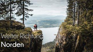 Es wird einfach NICHT mehr DUNKEL - Schlafen im Dachzelt//Vlog01 Norwegen Roadtrip2.0 (re-Upload)