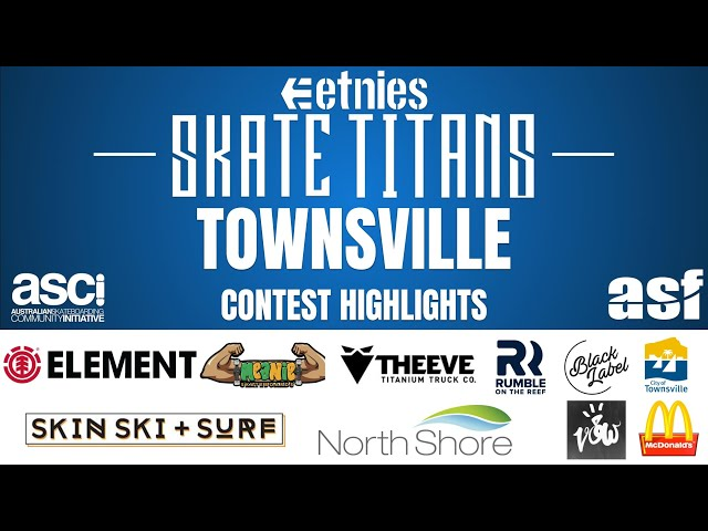 Round 6. Northshore Skate Titans - Contest Highlights 2018