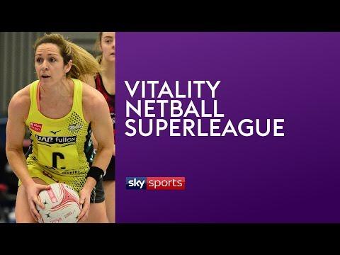 LIVE SUPERLEAGUE NETBALL! Manchester Thunder v Team Bath