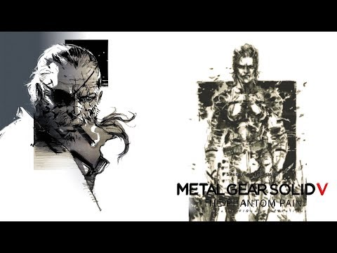 Metal Gear Solid V TPP (The Boss tribute) Full Playthrough - CQC/Full stealth