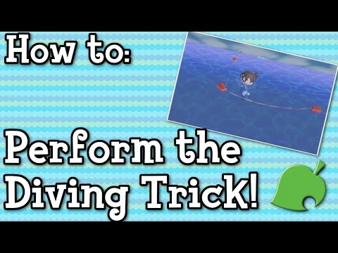 How To: Perform the Diving Trick