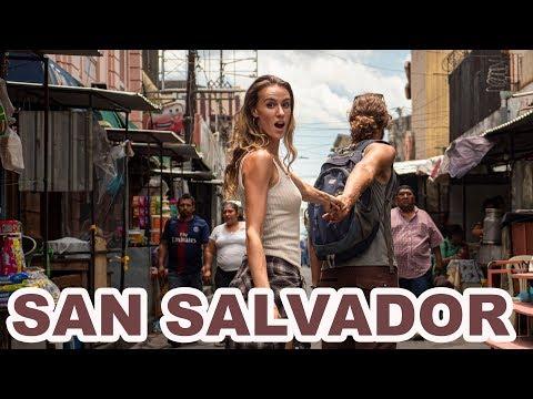 SAN SALVADOR - they said to NEVER COME HERE