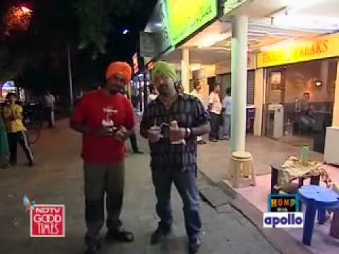 Rocky and Mayur off to Chandigarh.mp4
