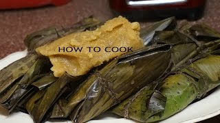 HOW TO MAKE JAMAICAN BLUE DRAWS DUKUNU RECIPE JAMAICAN ACCENT 2016