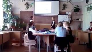 відкритий урок у 72 школі з англійської мови