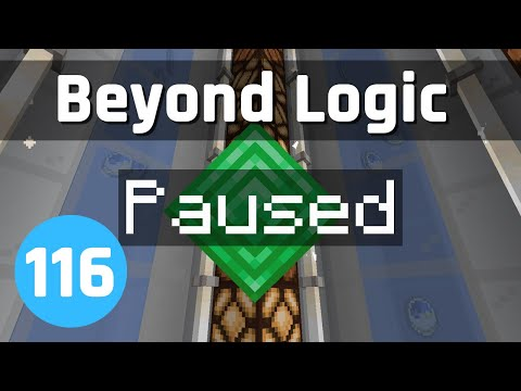 Game Paused - Beyond Logic #116 (Let's Play) | Minecraft 1.15