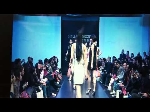 Vincelle Bags Catwalk 2011 in Beijing