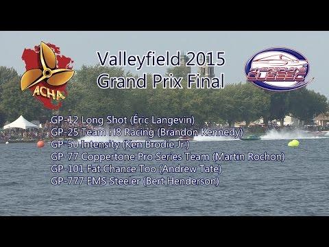 Valleyfield 2015 Grand Prix Final