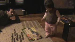 Maya Mihaela-Ma joc cu tati!