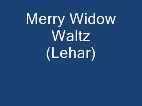 Merry Widow Waltz (Lehar)