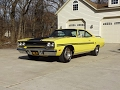 1970 Plymouth GTX in Lemon Twist Yellow & 440 + 6 Engine Sound on My Car Story with Lou Costabile