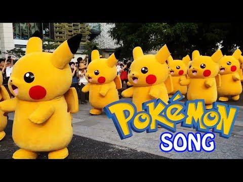 Pokemon Pikachu Song