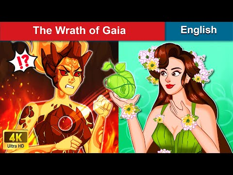 The Wrath Of Gaia 👸 Bedtime stories 🌛 Fairy Tales For Teenagers | WOA Fairy Tales