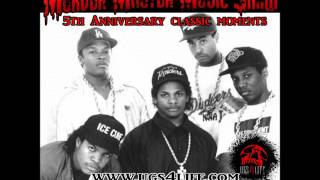DJ Yella of NWA on Boyz N The Hood and Letter from FBI for F--K Tha Police