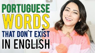 Baixar Brazilian PORTUGUESE words that DON'T EXIST in English | Ysis Lorenna