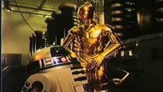star wars funny video with r2d2 c3po