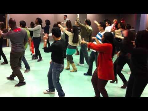 University of Bradford Africa Arts Society - Soca dance☆