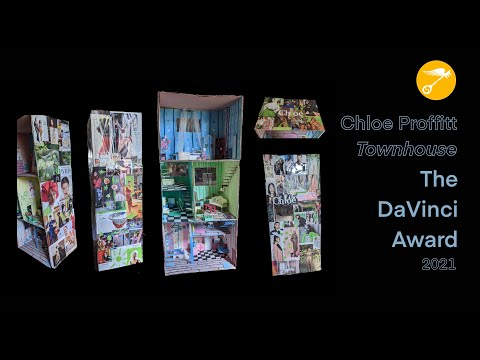 2021 DaVinci Award Winner Chloe Proffitt