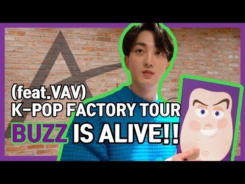 Eng sub Everything about a K-POP Agency feat VAV K-POP FACTORY TOUR  통통TV