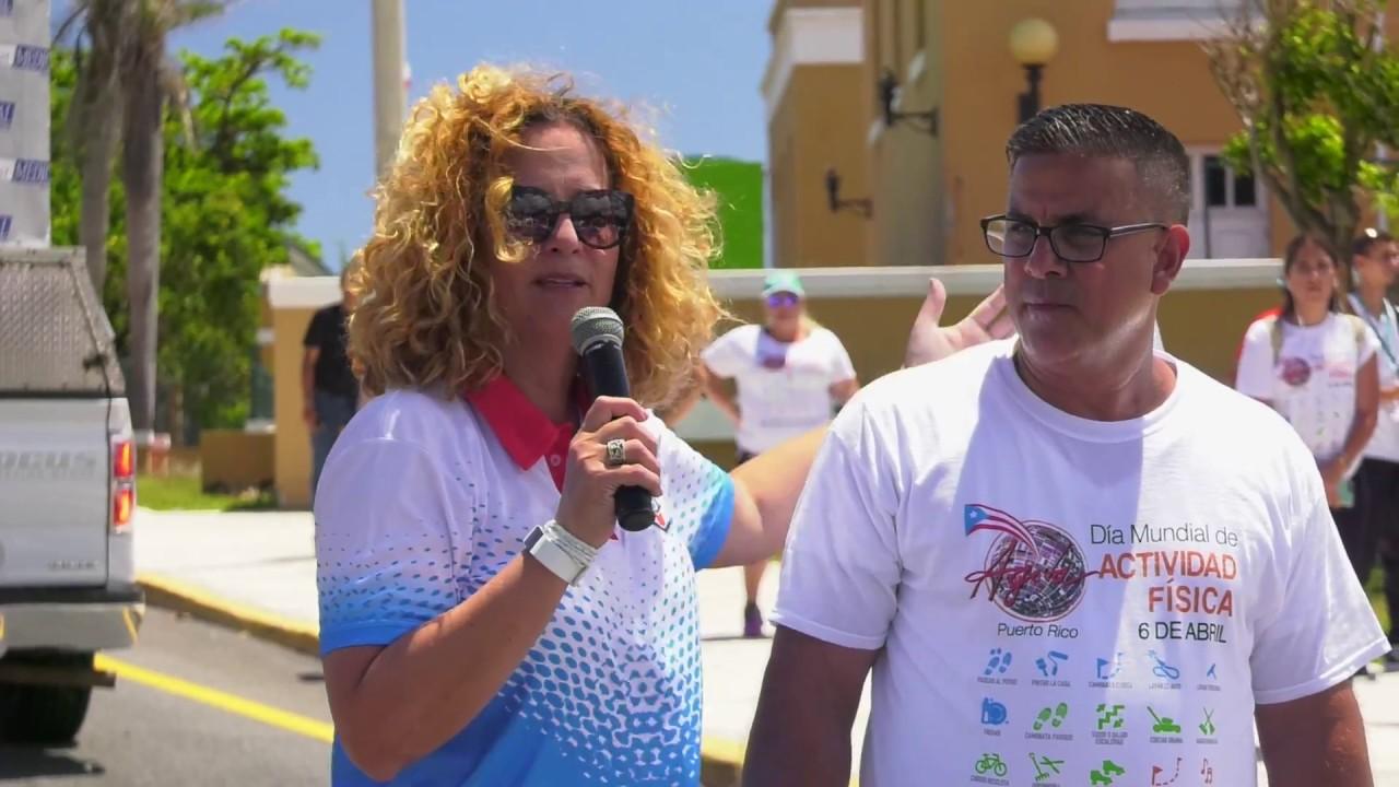 Día Mundial Actividad Física Puerto Rico 2018