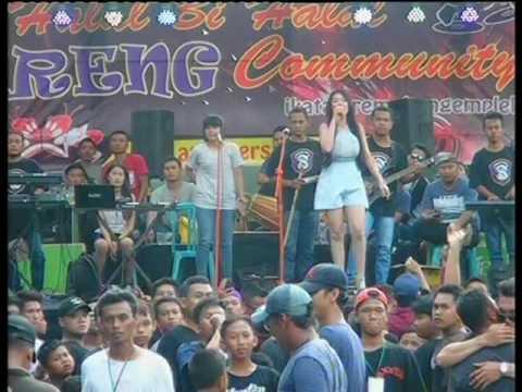 "Shakura DJ HOT IRENG community ""jaran goyang"" Resty ananta"