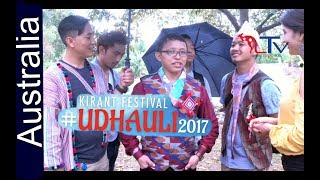 Kirant Festival / UDHAULI 2017 Australia